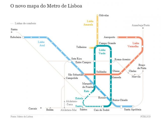 Ambitious plan to improve accessibility in the city of Lisbon