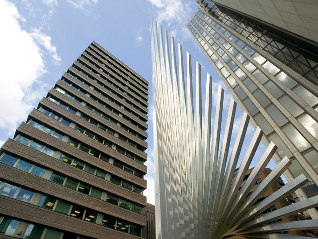 Nueva ubicación de la sede de VTM en Madrid
