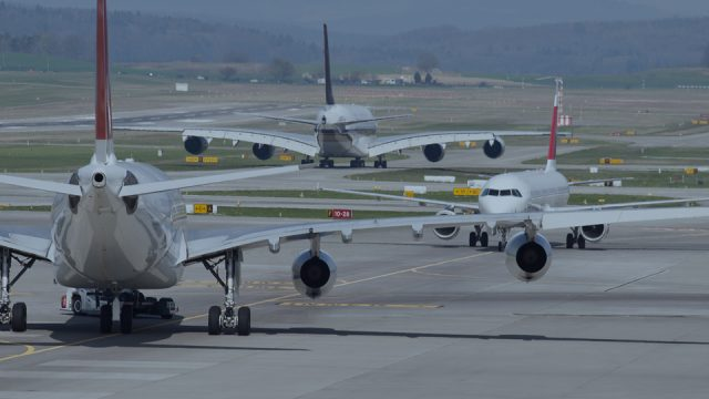 Aeroportos e Aviação