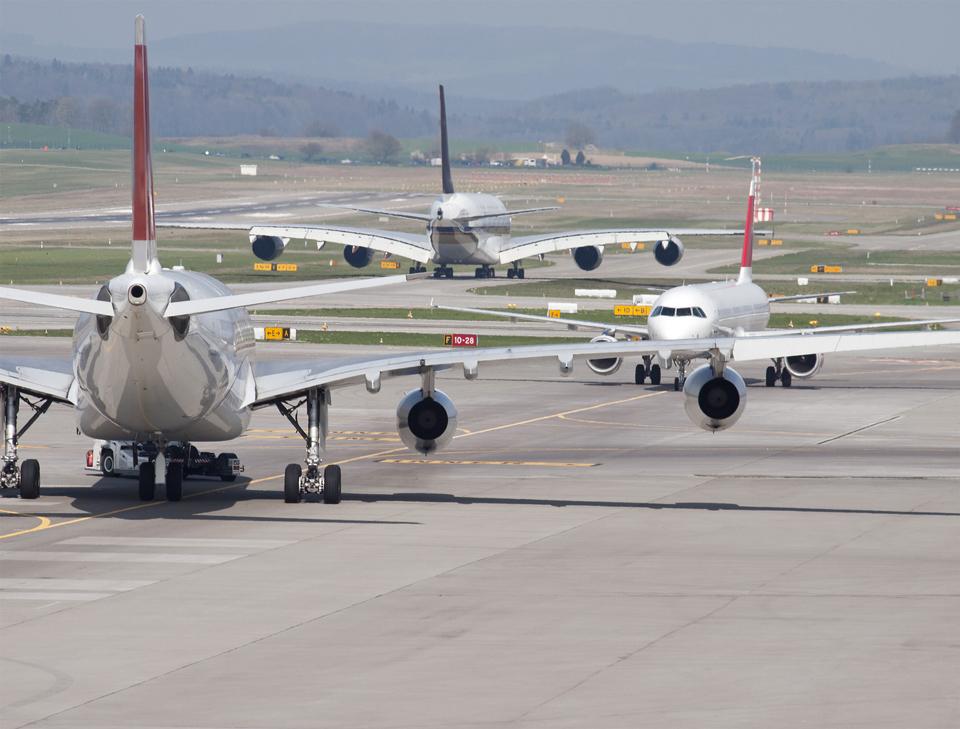 Aeropuertos y Aviación